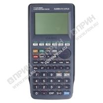 Калькулятор CASIO algebra fx 2.0 plus