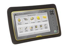 Контроллер Trimble Tablet, ПО TA