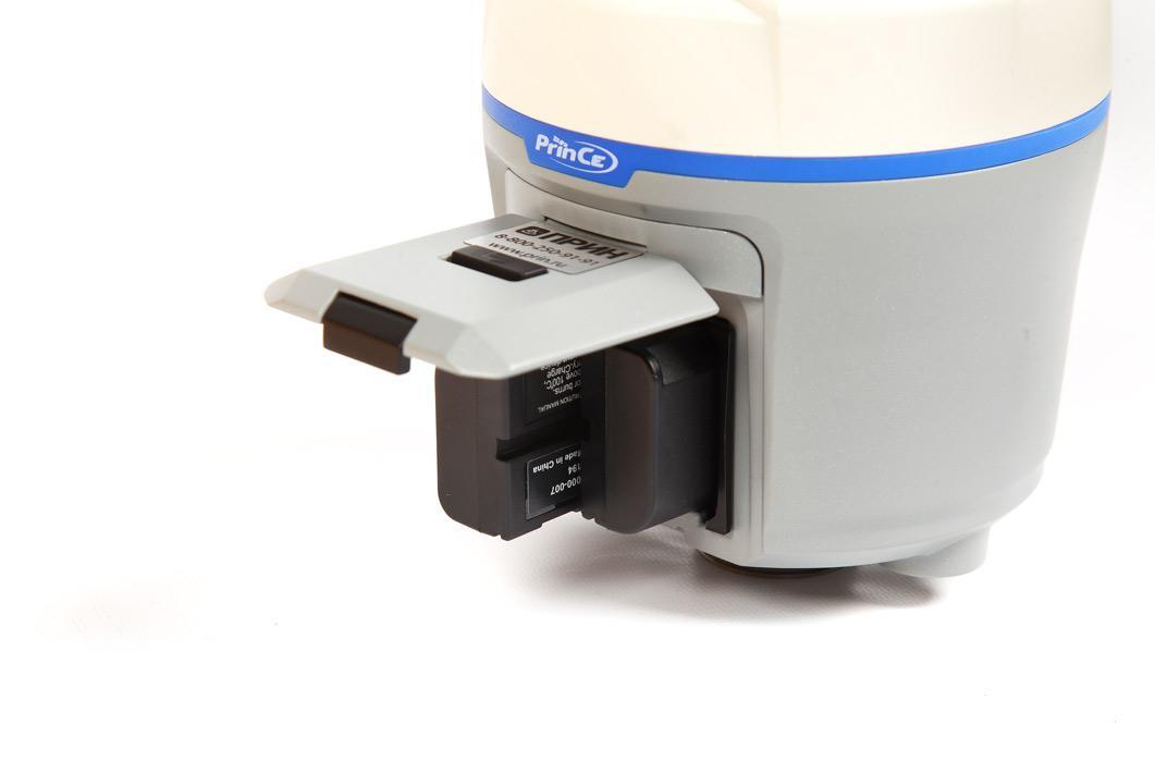 PrinCe i80 горячая замена батарей